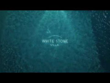 Real Estate video. White Stone Villa