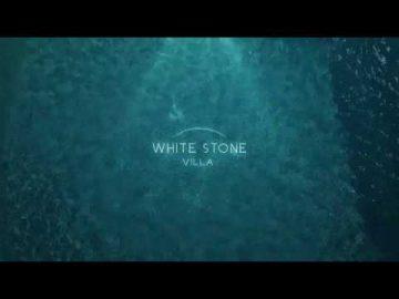 Real Estate video. White Stone Villa