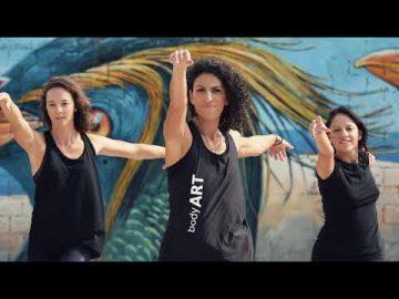 Body Art Promo video