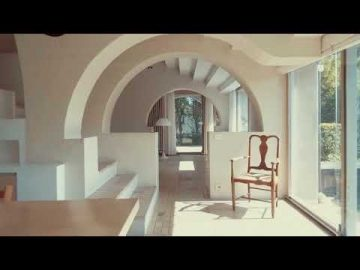 Real Estate video. The house of Architect for sale